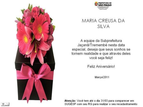 Maria Creusa da Silva