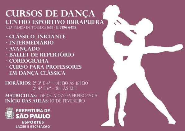 Aula dança