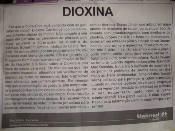 DIOXINA - COCA COLA - GARRAFAS PLASTICAS untitled-2